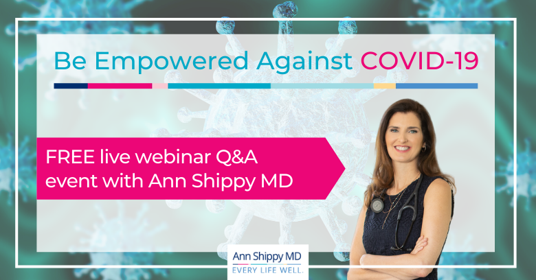 Webinar Replay: Be Empowered Against COVID-19